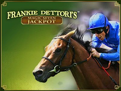 Frankie Dettori's Magic Seven logo