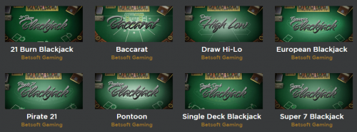 4Grinz casino screenshot 3