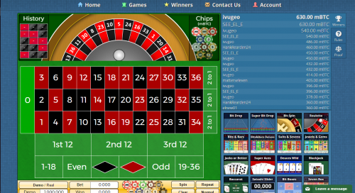 777Coin casino screenshot 2