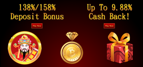 Betcoin.tm casino screenshot 2