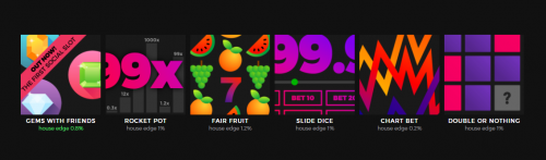 FastBets casino screenshot 3