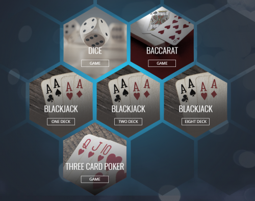 Nitrogen Sports casino screenshot 1