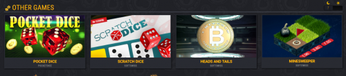 Coin Palace casino screenshot 1