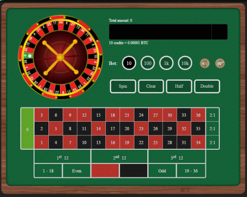 Crypto-Games.net casino screenshot 3