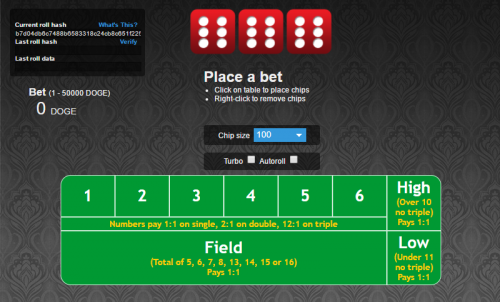 DOGESPIN casino screenshot 3