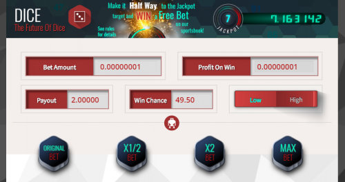 Nitrogen Sports casino screenshot 3