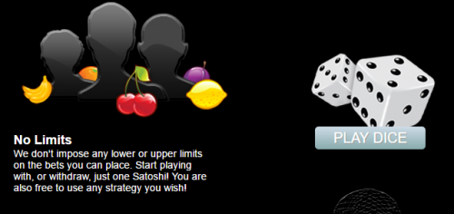 Peerbet casino screenshot 2
