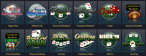 Vegas Crest Casino casino screenshot 4