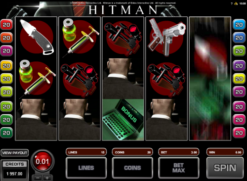 Quickfire casino screenshot 3