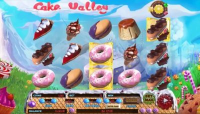 Cake Valley logo