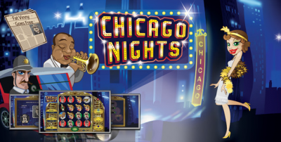 Chicago Nights logo