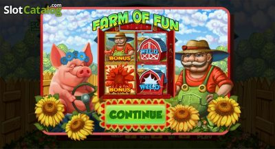 Farm of Fun logo