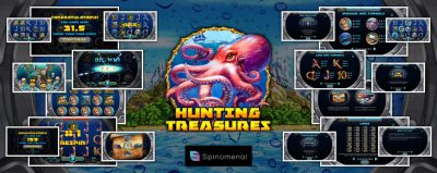 HuntingTreasures Deluxe logo