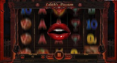 Lilith's Passion logo