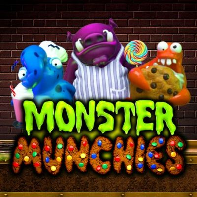 Monster Munchies logo