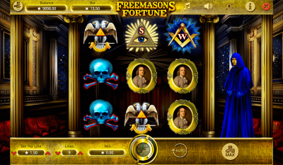 Freemasons Fortune logo