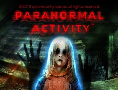 Paranormal Activity logo