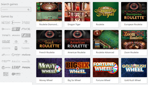 Redstar Casino casino screenshot 3