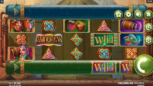 Microgaming casino screenshot 3