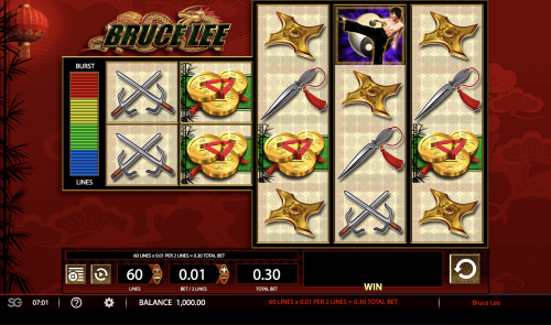 WMS Gaming casino screenshot 3