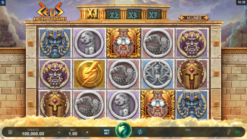Microgaming casino screenshot 1