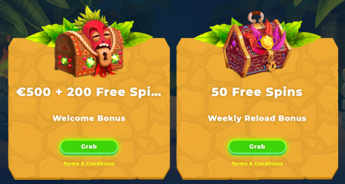 Wazamba777 casino screenshot 2