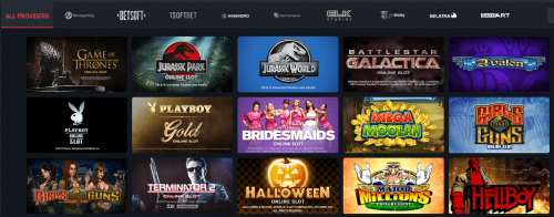 Buff.bet Casino casino screenshot 1