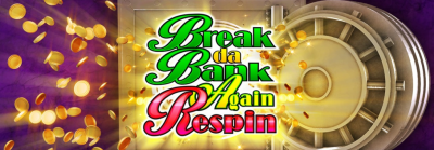 Break Da Bank Again Respin logo
