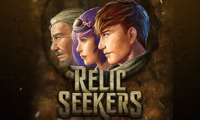 Relic Seekers logo