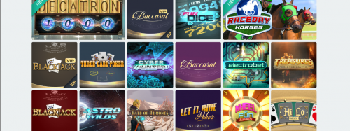 Casino Fair casino screenshot 2