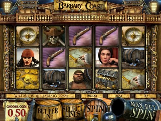 Barbary Coast review