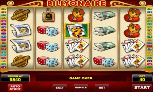 Billyonaire review