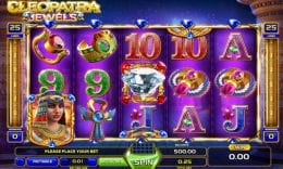 Cleopatra Jewels screenshot