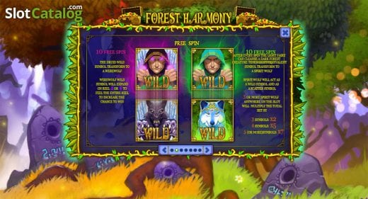 Forest Harmony review