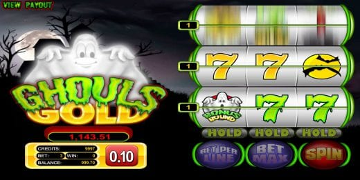 Ghouls Gold review