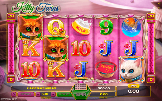 Kitty Twins review
