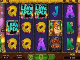 Lava Loca screenshot