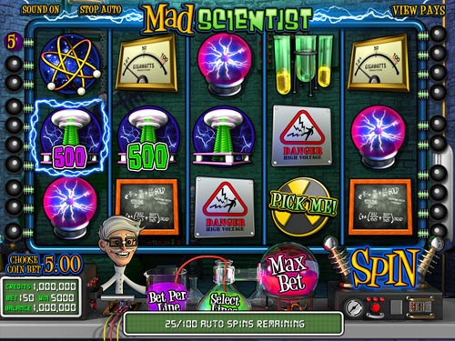 Mad Scientist review