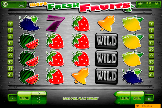 More Fresh Fruits review