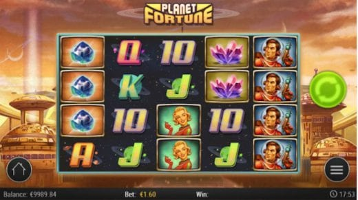Planet Fortune review