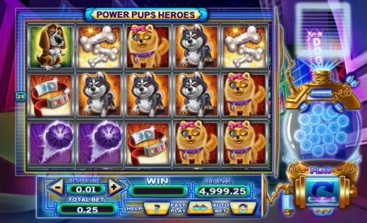 Power Pup Heroes review