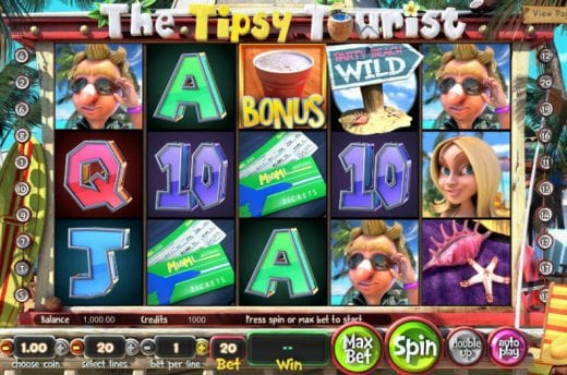 The Tipsy Tourist review