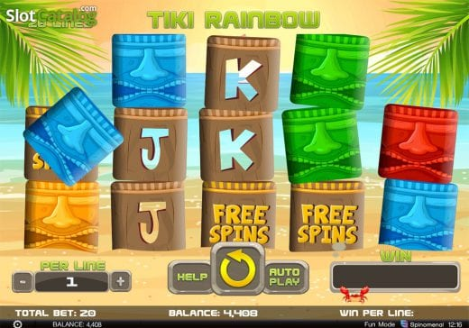 Tiki Rainbow review