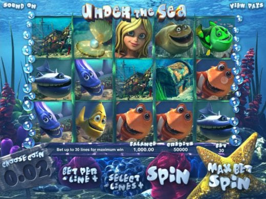Under the Sea review