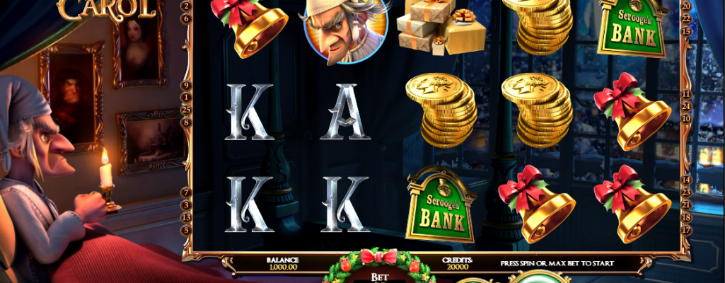 The Gift That Keeps On Giving – Best Bitcoin Festive Season Slots