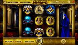 Freemasons Fortune screenshot