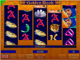 Golden Book screenshot
