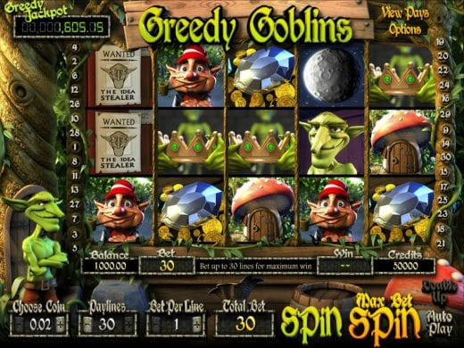 Greedy Goblins review