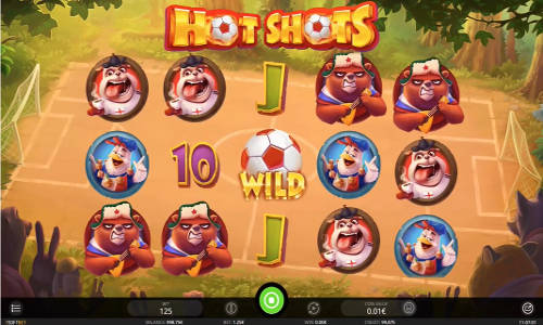Hot Shots review