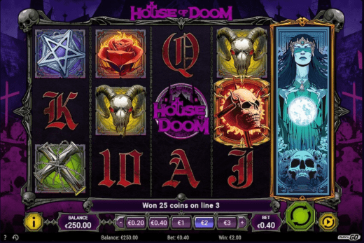House of Doom review
